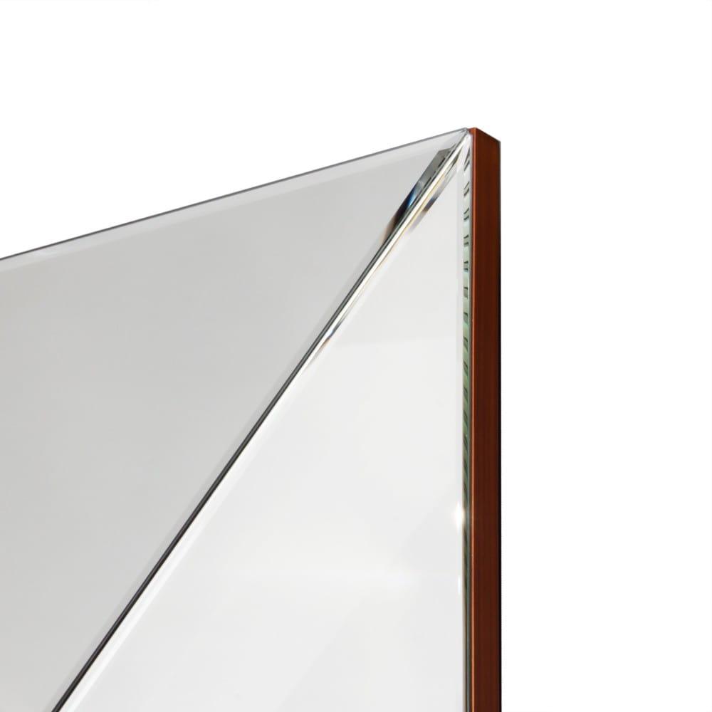 Lustro Dekoracyjne Alcamo 100x100 Kwadratowe